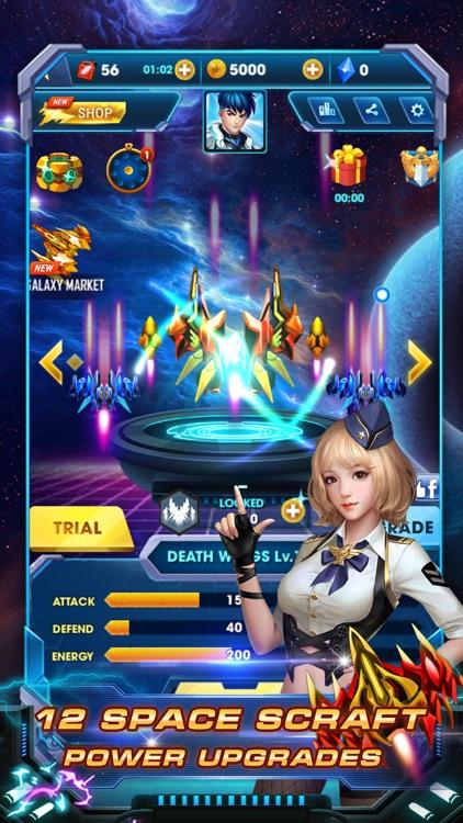 Space Squadron: Galaxy Shooter screenshot-3
