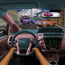 Race In Traffic Grand Car