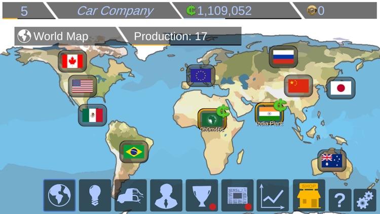 Idle Car Empire screenshot-4
