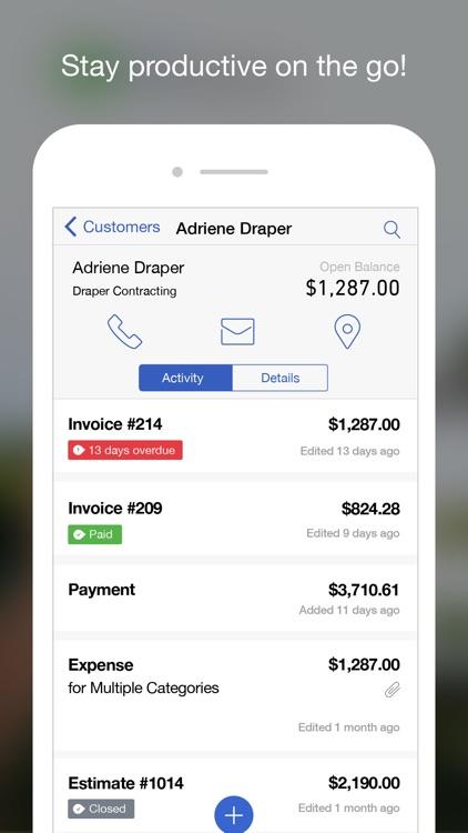 QuickBooks Accounting screenshot-4