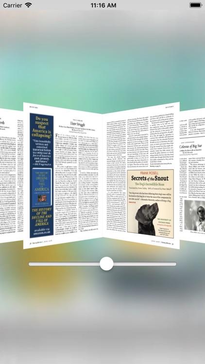 Literary Review screenshot-3
