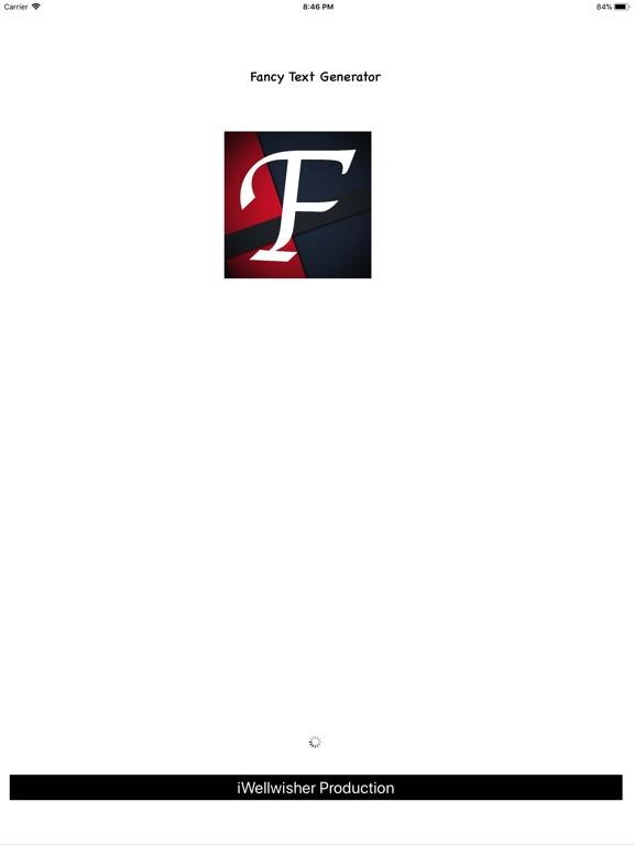 New Fancy Text Generator App Price Drops