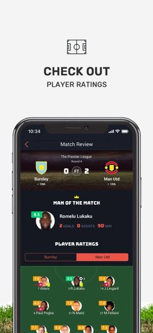 SWIPS - Sports Live Scores on the App Store