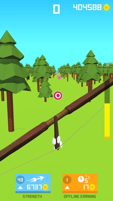 Flying Arrow! screenshot 1