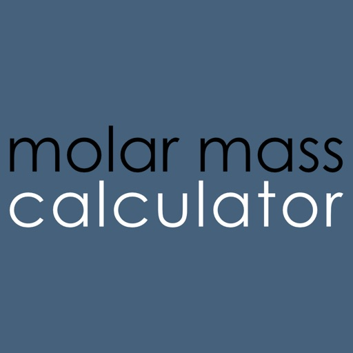 the molar mass calculator