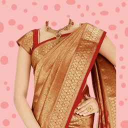 Designer Saree Photo Studio