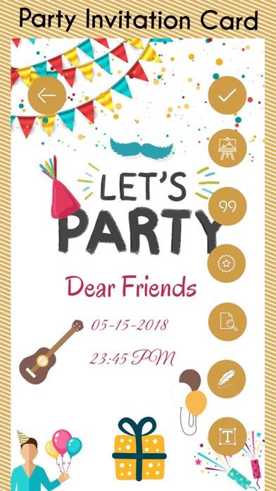 party invitation card creator app mobile apps tufnc