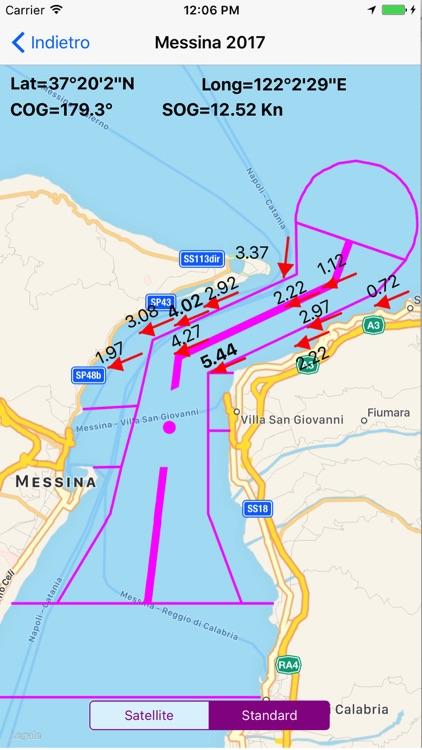 Messina Strait Current 2019