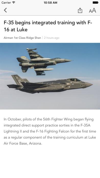 AF Link screenshot three