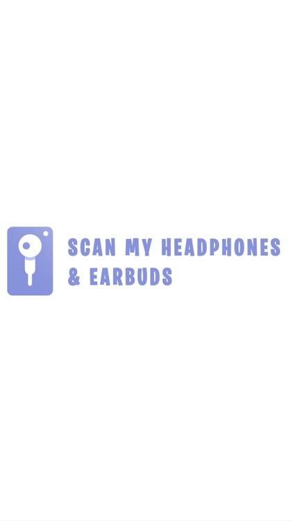 Scan My Headphones & Earbuds screenshot-3