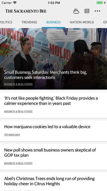 Sacramento Bee News screenshot-4