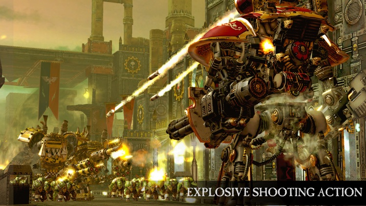Warhammer 40,000: Freeblade screenshot-0
