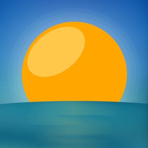 iPlaya+ Beach weather forecast