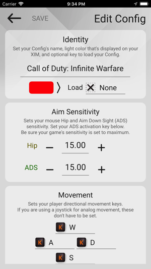 XIM APEX Manager on the App Store