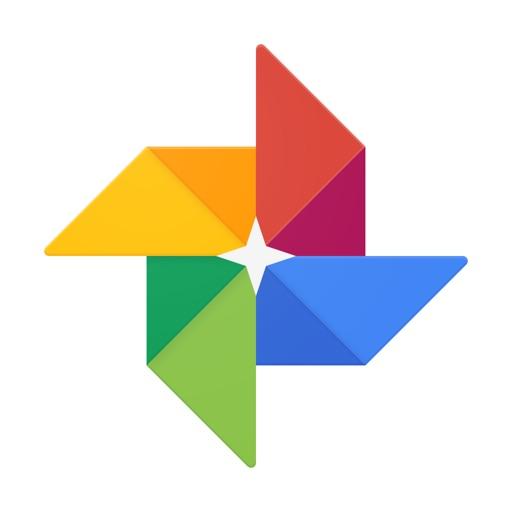 Google Photos application logo