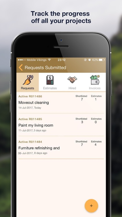 Markate - Find Contractor screenshot-3