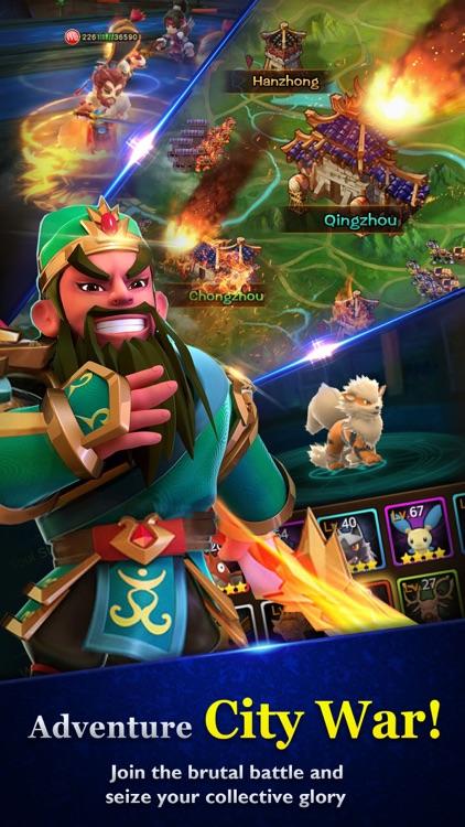 Supremacy-All siege of king screenshot-4