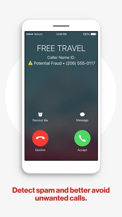 Verizon Caller Name ID