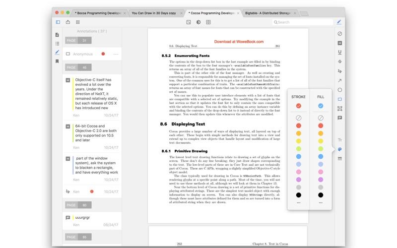PDF Guru Pro: Edit & Read PDF Screenshots