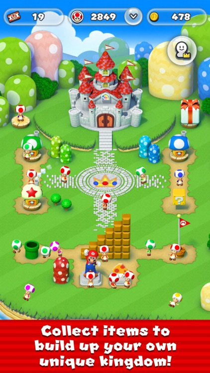 Super Mario Run screenshot-4