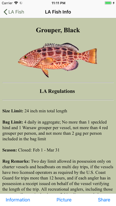 AL Saltwater Fishing Companion Screenshot