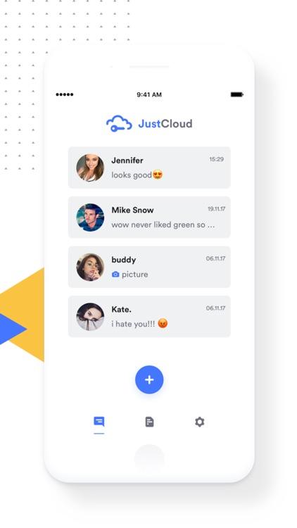 Just Cloud Storage