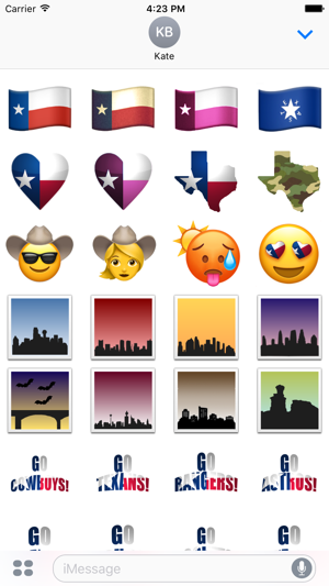 Texas Emojis On The App Store
