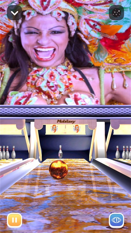 3D Bowling Pro -Ten Pin Strike screenshot-4