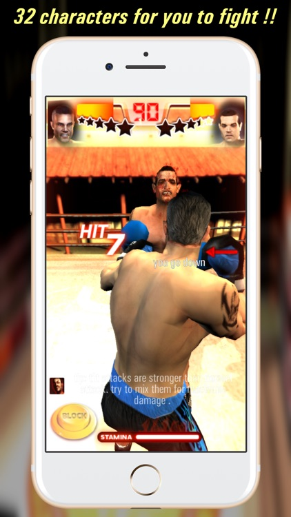 Iron Fist Boxing screenshot-3