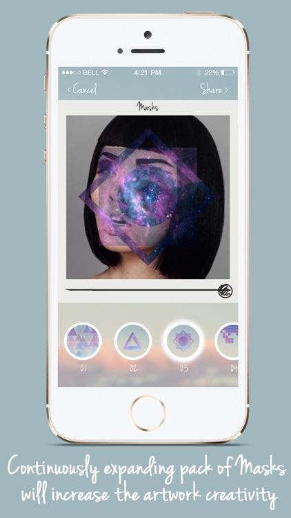 MultiExpo Double Exposure App screenshot-3