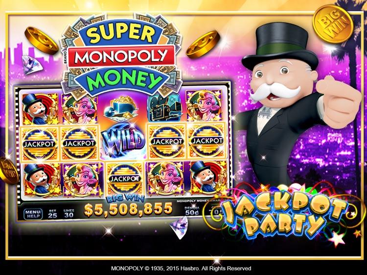 Slots! Jackpot Party Casino HD