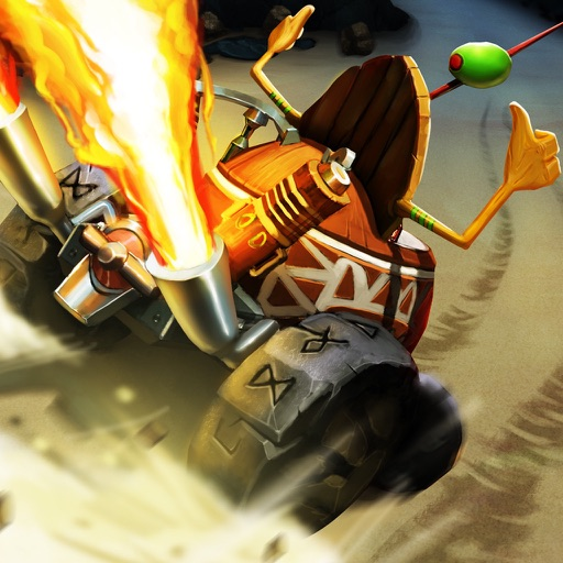 Download Tiki Kart Island free for iPhone, iPod and iPad