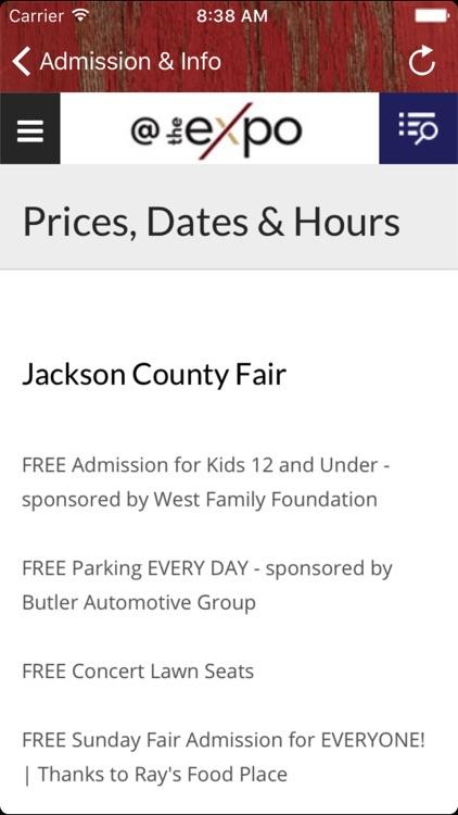 Jackson County Fair screenshot-3