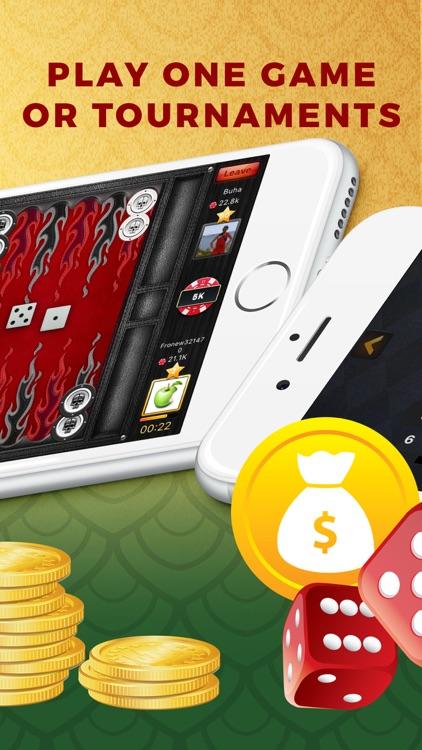 Backgammon #1 Play Live Online screenshot-3