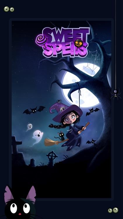 Sweet Spells: Match 3 Quest screenshot-5
