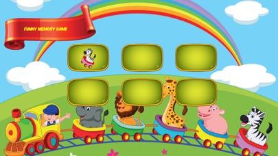 Memory Animals - Child's play screenshot two