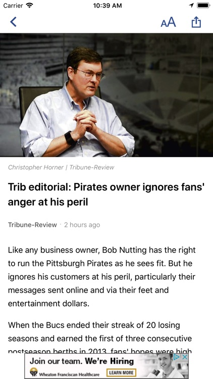 TribLIVE News & Sports screenshot-2