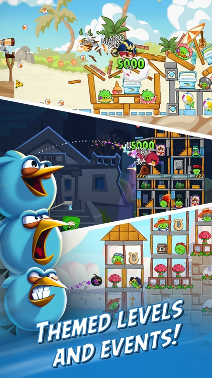 Angry Birds Friends screenshot-4
