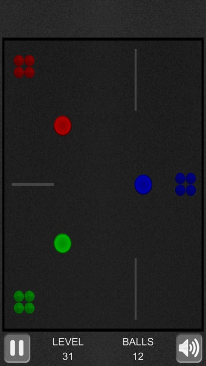 Colored balls and holes screenshot-3