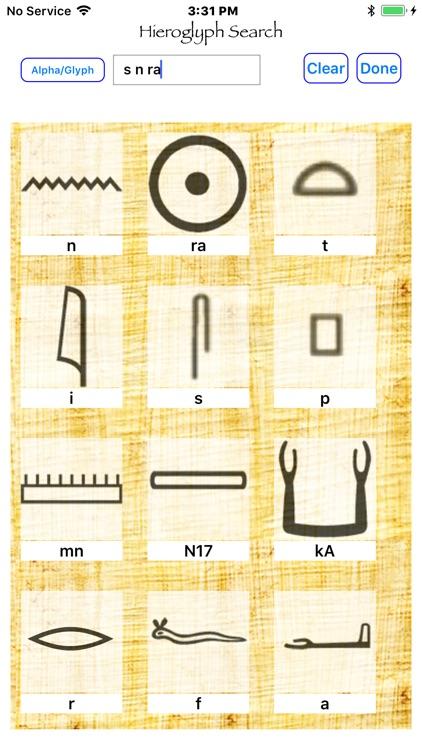 Pharaohs of Egypt screenshot-4