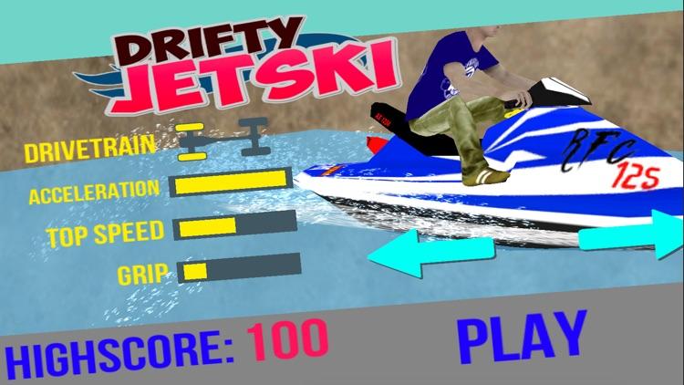 Drifty JetSki : Drift Games screenshot-3