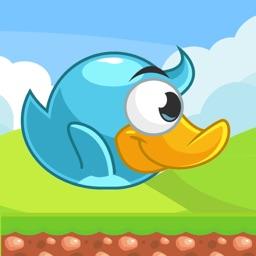 Baby Bird: a classic adventure game. Endless fun!