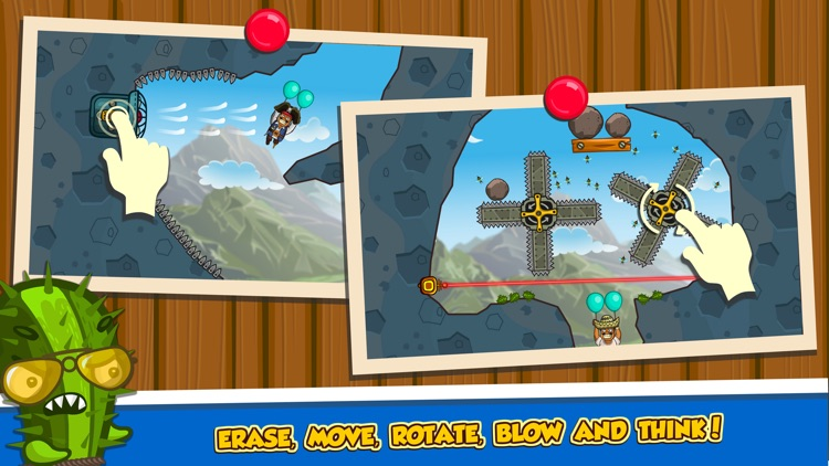 Amigo Pancho 2: Puzzle Journey screenshot-2