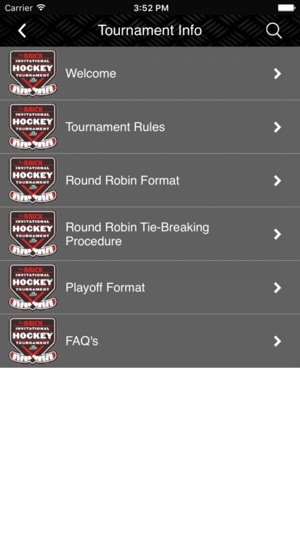 Brick Hockey Tournament On The App Store