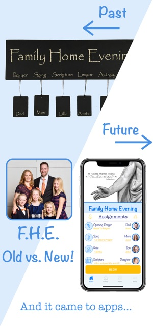 LDS Tools: Family Home Evening on the App Store