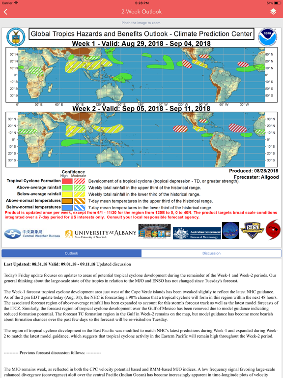 Typhoon Tracker (台風 태풍 台风) screenshot 13