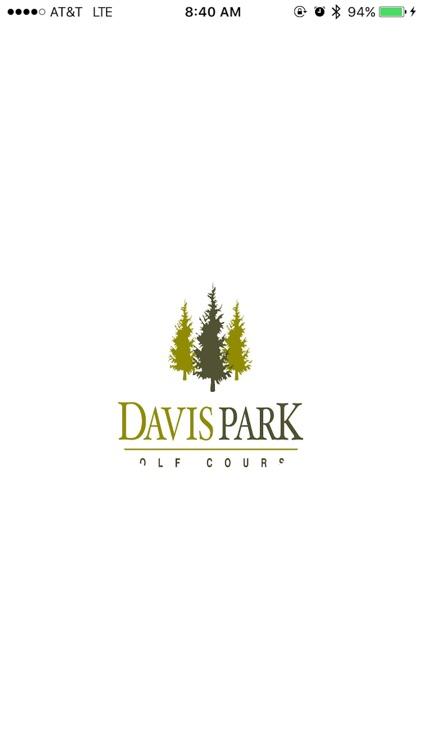 Davis Park Golf Course - GPS and Scorecard