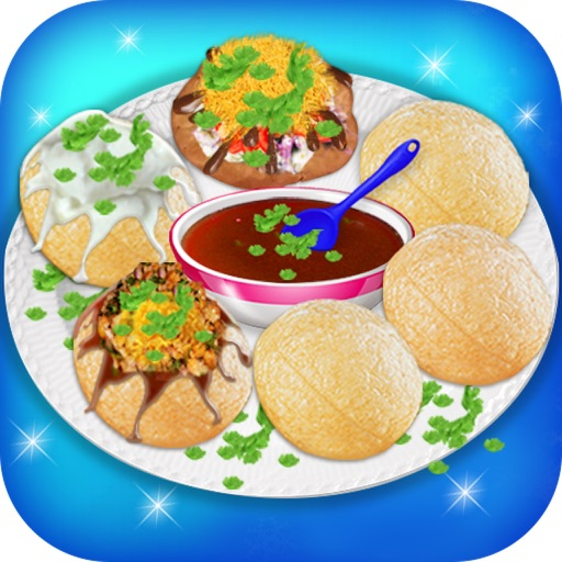 Panipuri Maker - Street Food