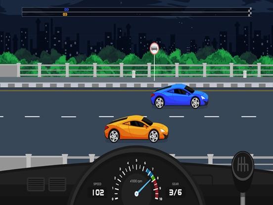 Drag Racing 2D screenshot 8