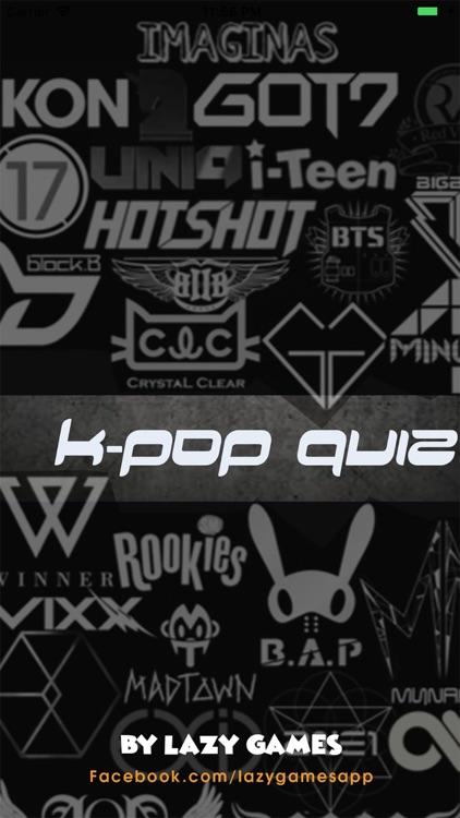 K-pop Quiz & Crosswords screenshot-4